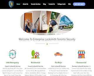 Toronto Lockouts Locksmith