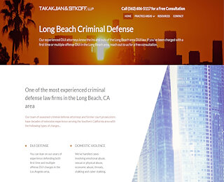 Criminal Defense Lawyer Long Beach CA