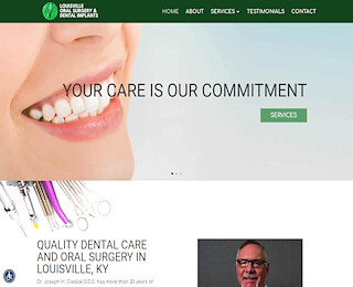 oral surgery Louisville ky