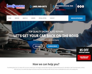 Car Repair Shop Sachse