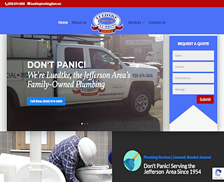Residential Plumber Jefferson Wi