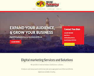 Web Design Portland Maine