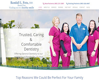 General Dentist Mandeville LA