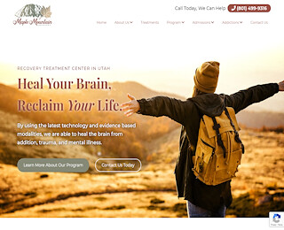 Depression Treatment Centers Utah