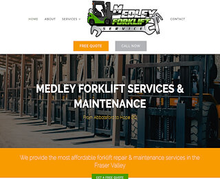 forklift repair services Chilliwack