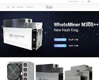 Microbt Whatsminer Miner