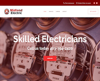Electrical Contractor near Lethbridge
