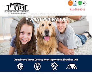 Midwest Contracting Hvac Columbus Ohio