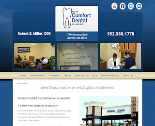millercomfortdental.com