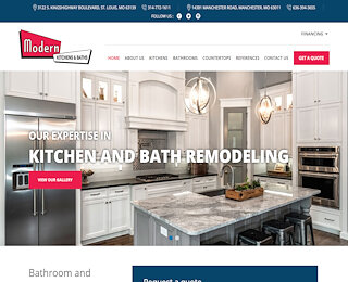 Kitchen Contractor St Louis
