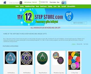 my12stepstore.com