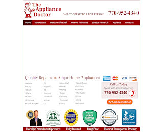 myappliancedoctor.com