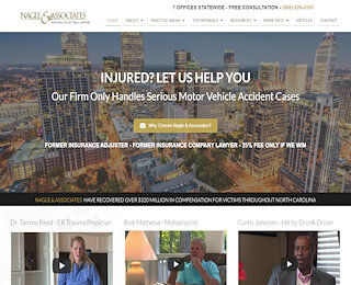 Personal Injury Attorney Raleigh NC