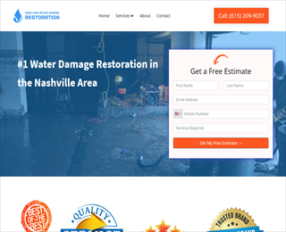 Water Damage Restoration Nashville TN