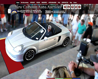 newcalhounautoauction.com