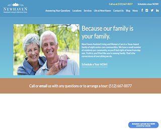 newhavenassistedliving.com