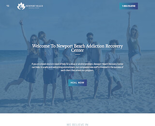 Drug Rehab Program In Newport Beach