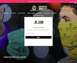 oneupbands.com