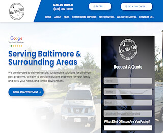 Pest Control Baltimore