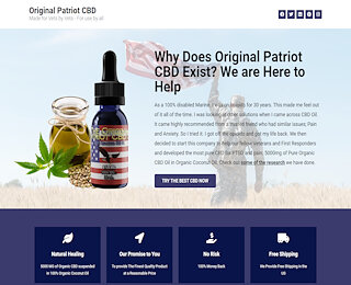 Hemp Oil for PTSD