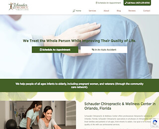 Orlando Auto Injury Pain Treatment