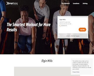 Fitness Classes Richmond Hill