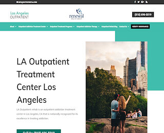 Intensive Outpatient Program Los Angeles
