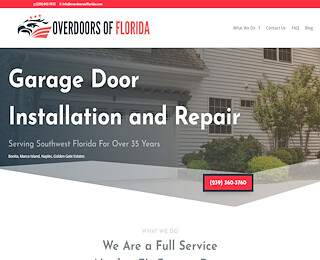 garage door opener Naples FL