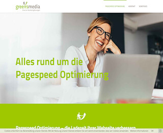 Website Ladezeit