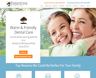 Family Dentist Sherwood Park