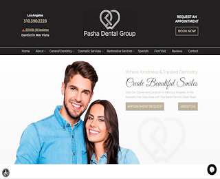 Pasha Dental Los Angeles California