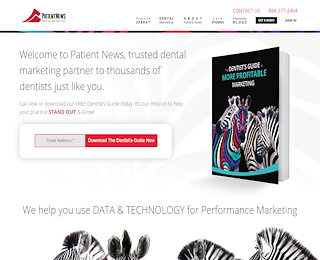 Web Marketing For Dentists