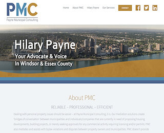 Municipal Consulting windsor