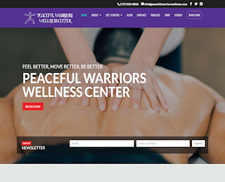 Sports Massage Gulfport