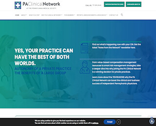 Pa Clinically Integrated Network