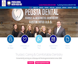 General Dentist Peosta IA