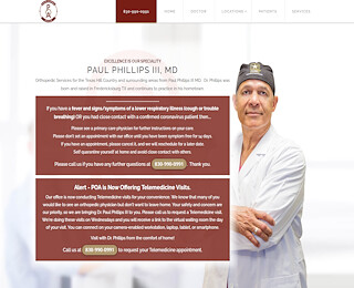 Orthopedic Doctor Hill County