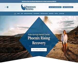 phoenixrisingrecovery.com
