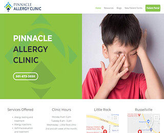 pinnacleallergy.net