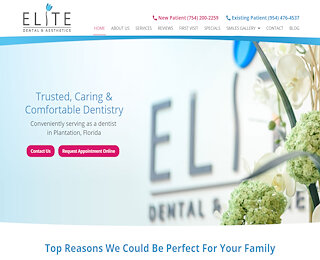 Cosmetic Dentist Plantation