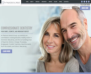 Cosmetic Dentist New Brunswick