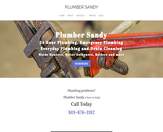 Emergency Plumber Sandy Ut
