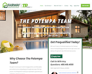 Fairway Mortgage Arizona Reviews