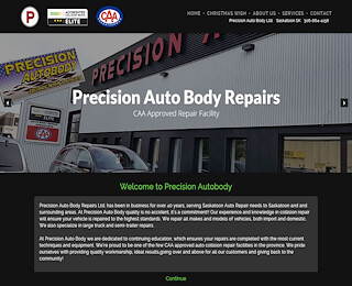 Accident Repair Saskatoon