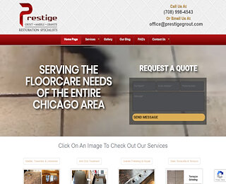 Stone Refinishing Chicago