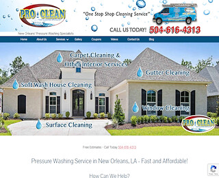 Pressure Washing Metairie
