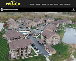 apartment complex management company in KC
