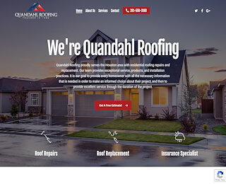 reputable roofer Houston