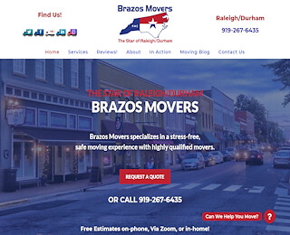 Movers Holly Springs Nc