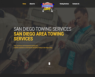 Towing Clairemont